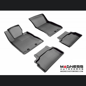 Hyundai Genesis Coupe Floor Mats (Set of 4) - Black by 3D MAXpider