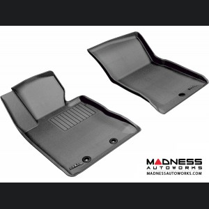 Hyundai Genesis Coupe Floor Mats (Set of 2) - Front - Black by 3D MAXpider