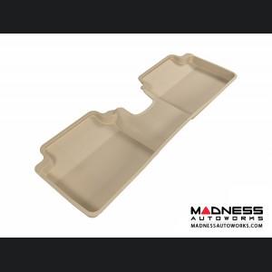 Hyundai Veloster Floor Mat - Rear - Tan by 3D MAXpider