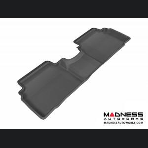 Hyundai Tucson Floor Mat - Rear - Black by 3D MAXpider