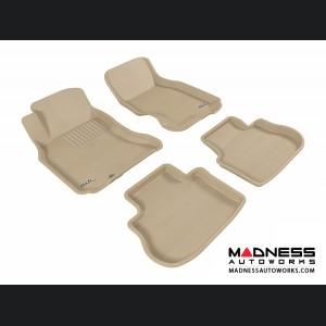 Infiniti FX35/ FX45 Floor Mats (Set of 4) - Tan by 3D MAXpider