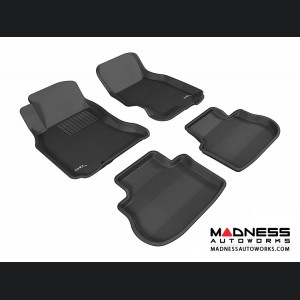 Infiniti FX35/ FX45 Floor Mats (Set of 4) - Black by 3D MAXpider