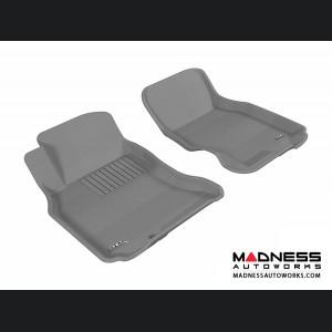 Infiniti FX35/ FX45 Floor Mats (Set of 2) - Front - Gray by 3D MAXpider