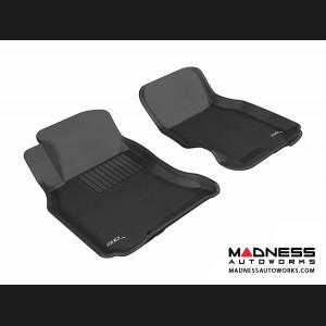Infiniti FX35/ FX45 Floor Mats (Set of 2) - Front - Black by 3D MAXpider