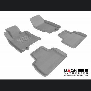 Infiniti FX35/ FX50/ FX50S Floor Mats (Set of 4) - Gray by 3D MAXpider