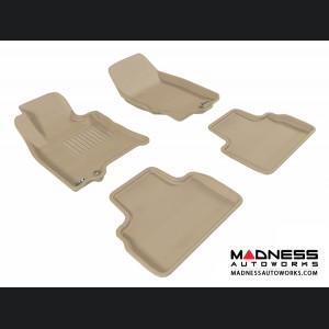 Infiniti FX35/ FX50/ FX50S Floor Mats (Set of 4) - Tan by 3D MAXpider