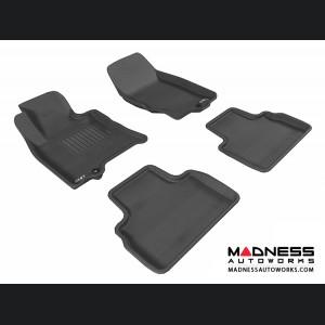 Infiniti FX35/ FX50/ FX50S Floor Mats (Set of 4) - Black by 3D MAXpider