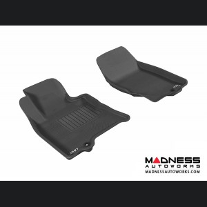 Infiniti EX35 Floor Mats (Set of 2) - Front - Black by 3D MAXpider