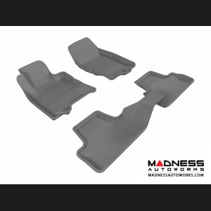 Infiniti EX35 Floor Mats (Set of 3) - Gray by 3D MAXpider