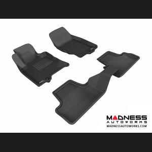 Infiniti EX35 Floor Mats (Set of 3) - Black by 3D MAXpider