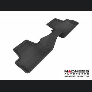 Infiniti EX35 Floor Mat - Rear - Black by 3D MAXpider