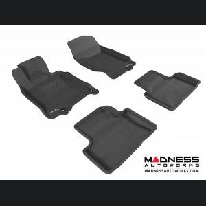 Infiniti G35/ G37 Sedan Floor Mats (Set of 4) - Black by 3D MAXpider