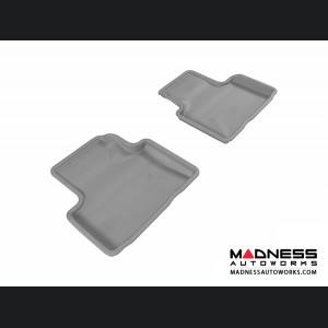 Infiniti G35/ G37 Sedan Floor Mats (Set of 2) - Rear - Gray by 3D MAXpider
