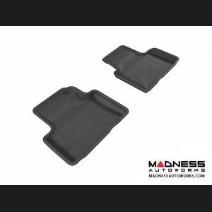 Infiniti G35/ G37 Sedan Floor Mats (Set of 2) - Rear - Black by 3D MAXpider