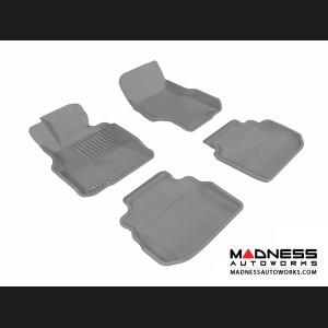 Infiniti M35 Floor Mats (Set of 4) - Gray by 3D MAXpider