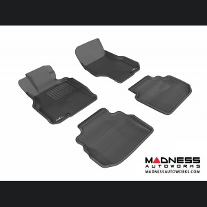 Infiniti M35 Floor Mats (Set of 4) - Black by 3D MAXpider