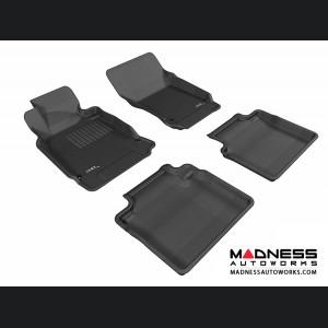 Infiniti M37 Floor Mats (Set of 4) - Black by 3D MAXpider