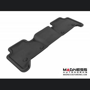Infiniti QX80/ QX56 Floor Mat - Rear - Black by 3D MAXpider