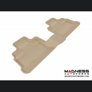 Jeep Wrangler Unlimited Floor Mat - Rear - Tan by 3D MAXpider