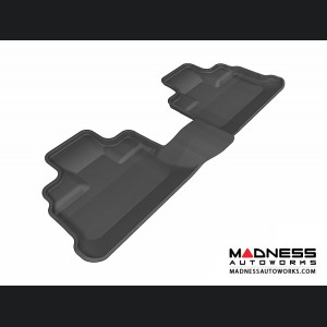 Jeep Wrangler Unlimited Floor Mat - Rear - Black by 3D MAXpider