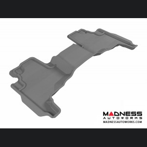 Jeep Commander Floor Mat - Rear - Gray by 3D MAXpider