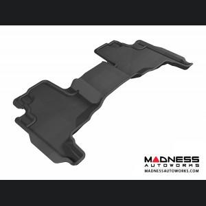 Jeep Commander Floor Mat - Rear - Black by 3D MAXpider