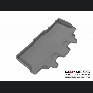 Jeep Commander Floor Mat - 3rd Row - Gray by 3D MAXpider