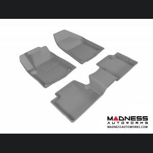 Jeep Cherokee Floor Mats (Set of 3) - Gray by 3D MAXpider
