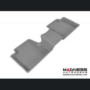 Jeep Cherokee Floor Mat - Rear - Gray by 3D MAXpider