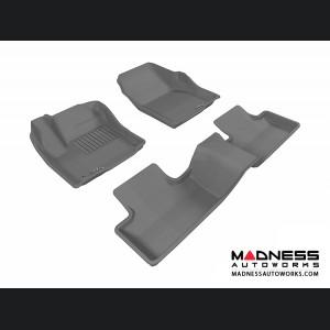 Land Rover Range Rover Evoque Floor Mats (Set of 3) - Gray by 3D MAXpider