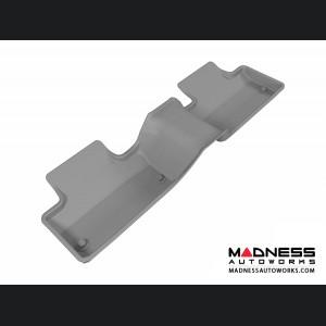 Land Rover Range Rover Evoque Floor Mat - Rear - Gray by 3D MAXpider