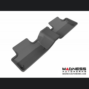 Land Rover Range Rover Evoque Floor Mat - Rear - Black by 3D MAXpider