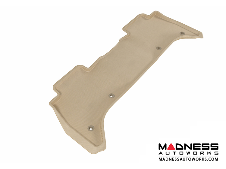 Land Rover Range Rover Floor Mat - Rear - Tan by 3D MAXpider