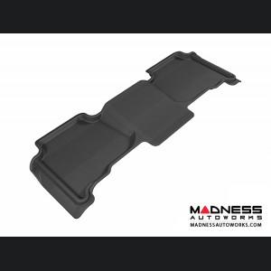 Land Rover LR4 Floor Mat - Rear - Black by 3D MAXpider
