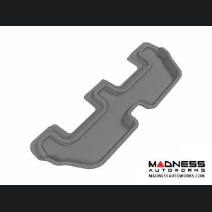 Land Rover LR4 Floor Mat - 3rd Row - Gray by 3D MAXpider