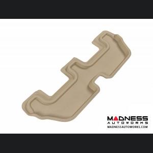 Land Rover LR4 Floor Mat - 3rd Row - Tan by 3D MAXpider