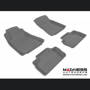Lexus IS250/ IS350/ ISF Floor Mats (Set of 4) - Gray by 3D MAXpider