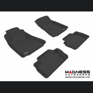 Lexus IS250/ IS350/ ISF Floor Mats (Set of 4) - Black by 3D MAXpider