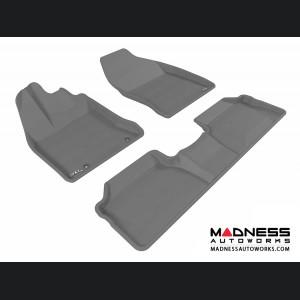 Lexus CT200H Floor Mats (Set of 3) - Gray by 3D MAXpider