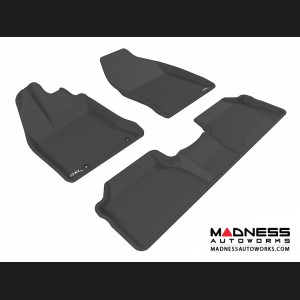 Lexus CT200H Floor Mats (Set of 3) - Black by 3D MAXpider