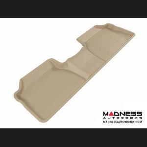 Lexus CT200H Floor Mat - Rear - Tan by 3D MAXpider