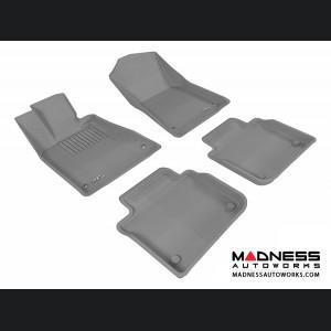 Lexus GS350 Floor Mats (Set of 4) - Gray by 3D MAXpider