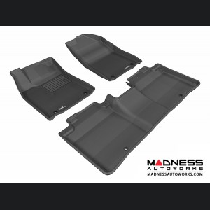 Lexus ES350 Floor Mats (Set of 3) - Black by 3D MAXpider