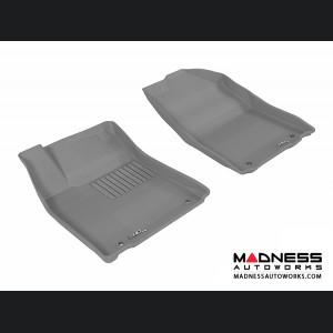 Lexus ES350 Floor Mats (Set of 2) - Front - Gray by 3D MAXpider