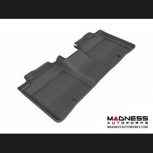 Lexus ES350 Floor Mat - Rear - Black by 3D MAXpider