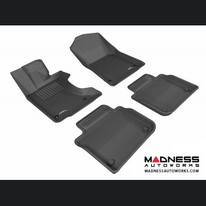 Lexus GS350 Floor Mats (Set of 4) - Black by 3D MAXpider