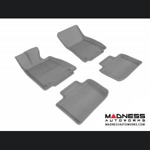 Lexus IS250/ IS350 Floor Mats (Set of 4) - Gray by 3D MAXpider