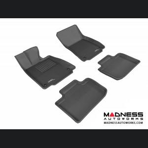 Lexus IS250/ IS350 Floor Mats (Set of 4) - Black by 3D MAXpider