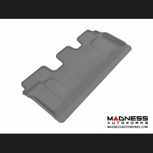 Toyota Land Cruiser Floor Mat - 3rd Row - Gray by 3D MAXpider