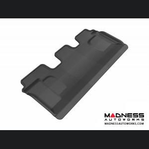 Lexus LX570 Floor Mat - 3rd Row - Black by 3D MAXpider